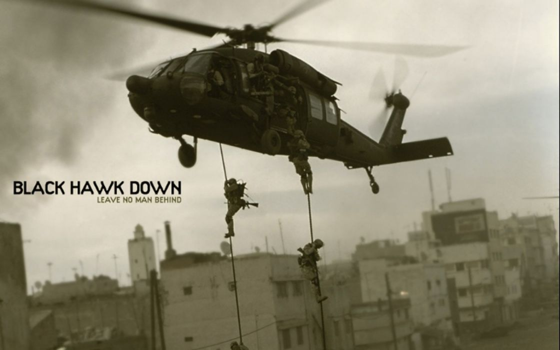 BLACK-HAWK-DOWN drama history war action black hawk down military helicopter battle poster   f wallpaper