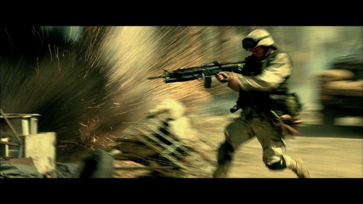 BLACK-HAWK-DOWN drama history war action black hawk down military soldier battle explosion weapon gun   f wallpaper
