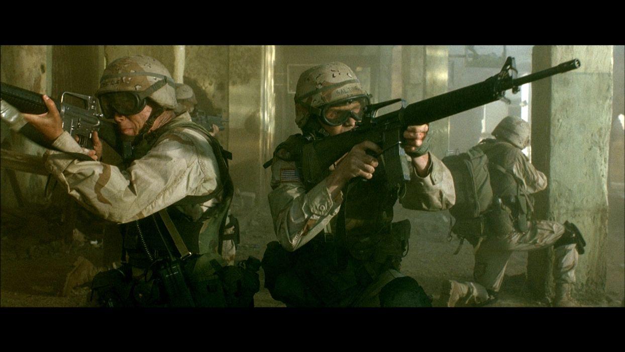 BLACK-HAWK-DOWN drama history war action black hawk down military soldier  weapon gun battle g wallpaper | 1920x1080 | 223863 | WallpaperUP
