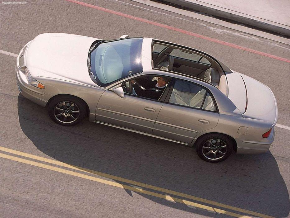 Buick Regal Cielo Concept 2000 wallpaper