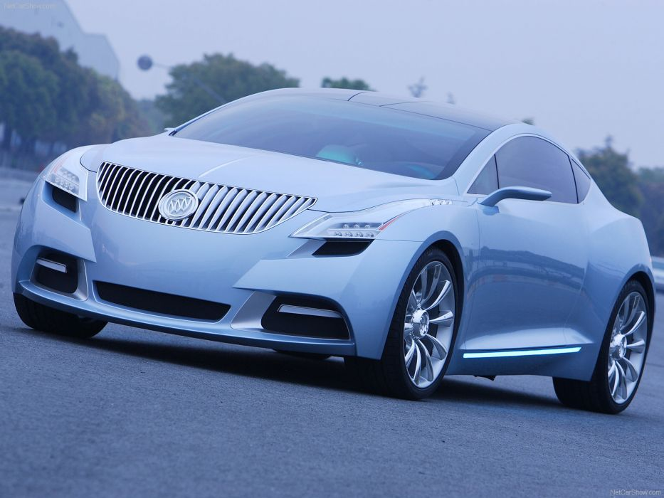 Buick Riviera Concept Coupe 2007 wallpaper