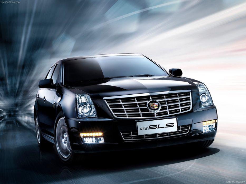 Cadillac SLS 2010 wallpaper