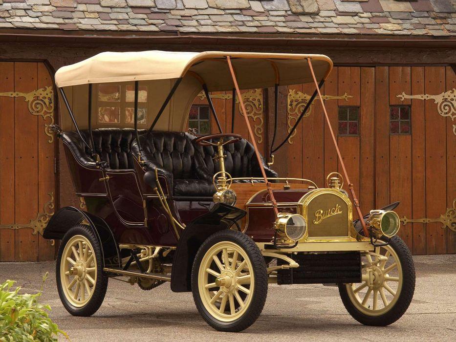 Buick Model C 1905 wallpaper