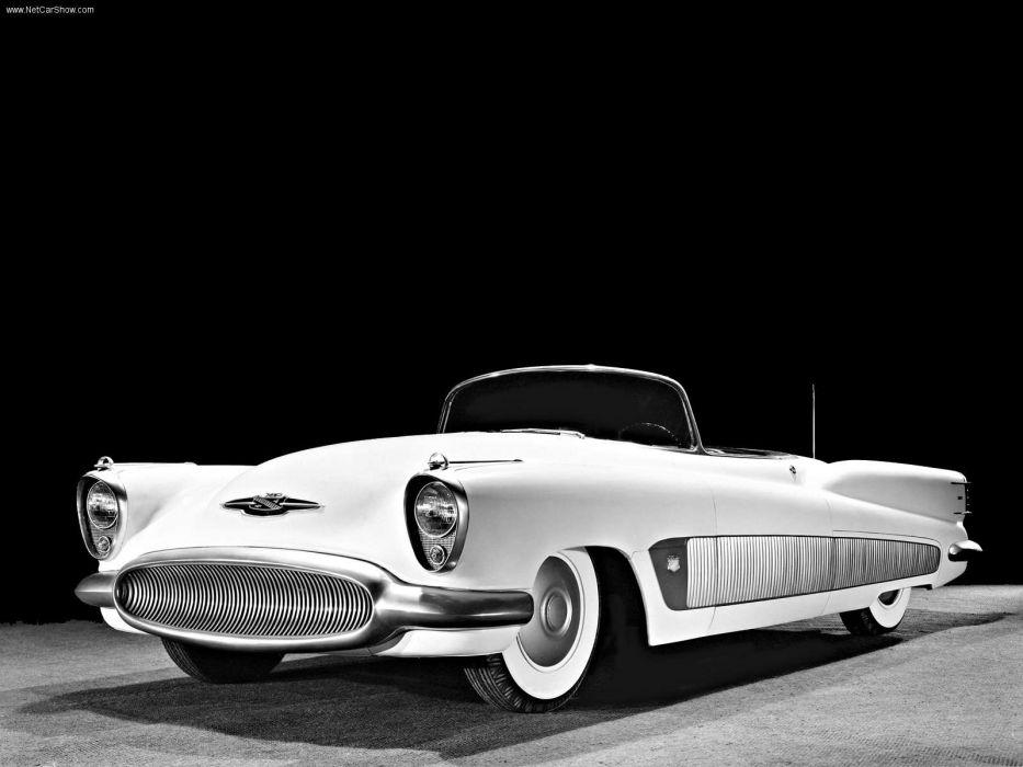 Buick XP-300 Concept 1951 wallpaper