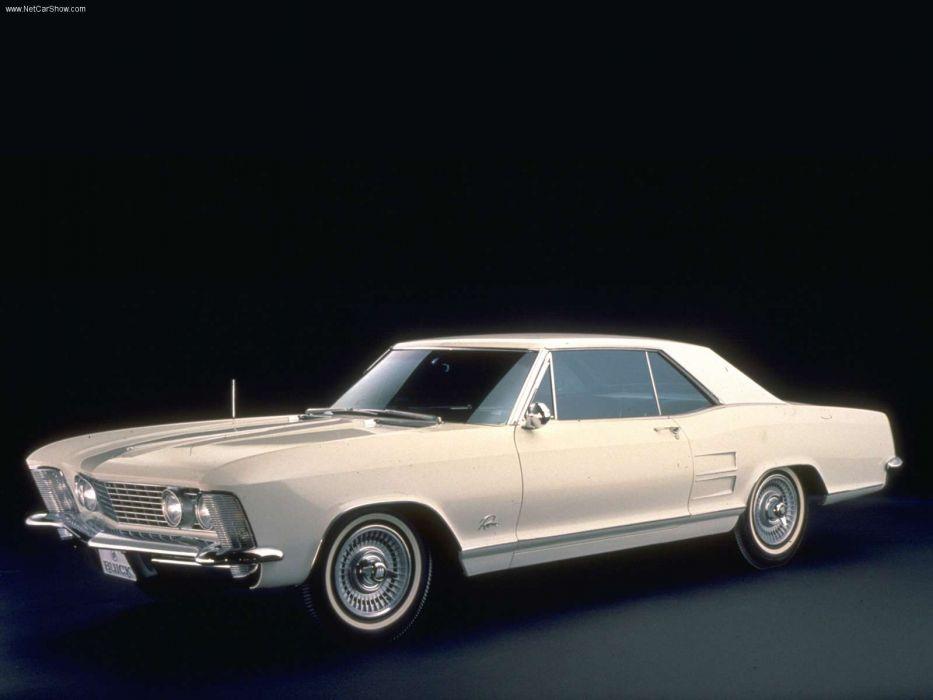 Buick Riviera 1963 wallpaper