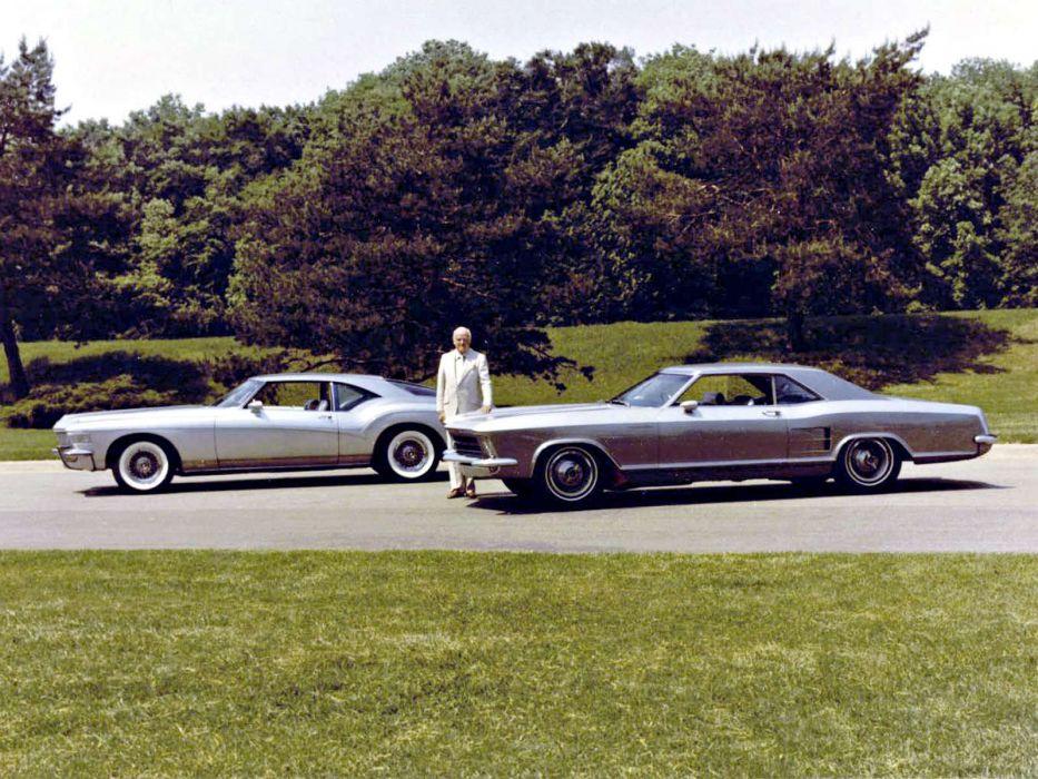 Buick Silver Arrow Concept 1972 wallpaper