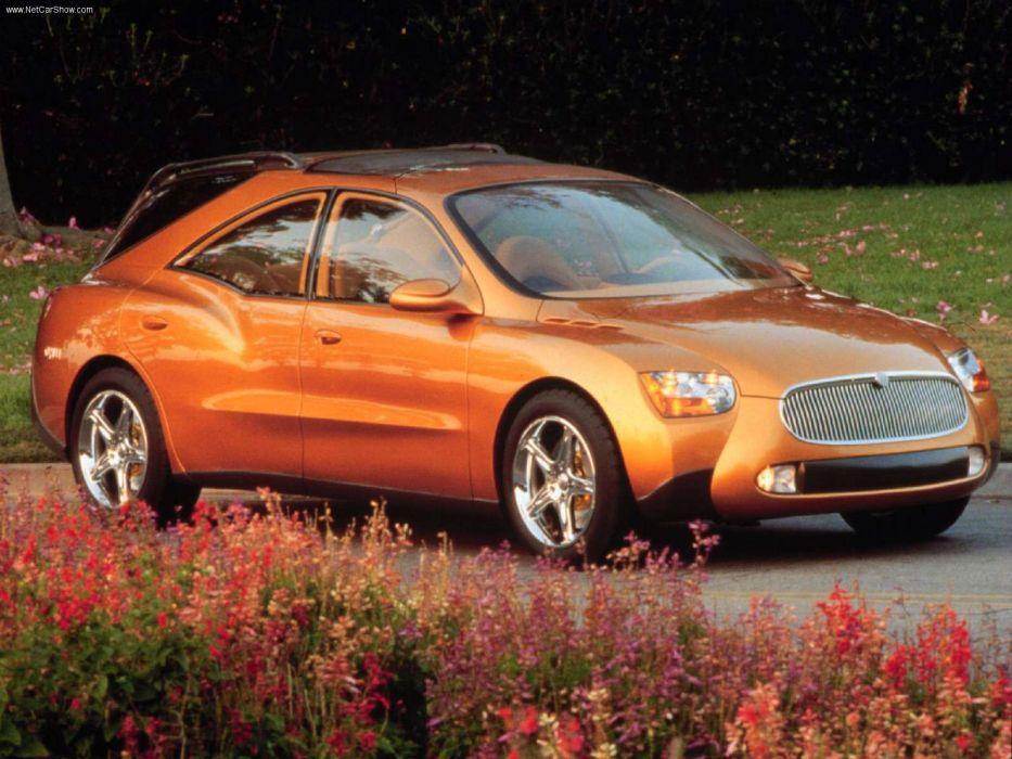 Buick Signia Concept 1998 wallpaper