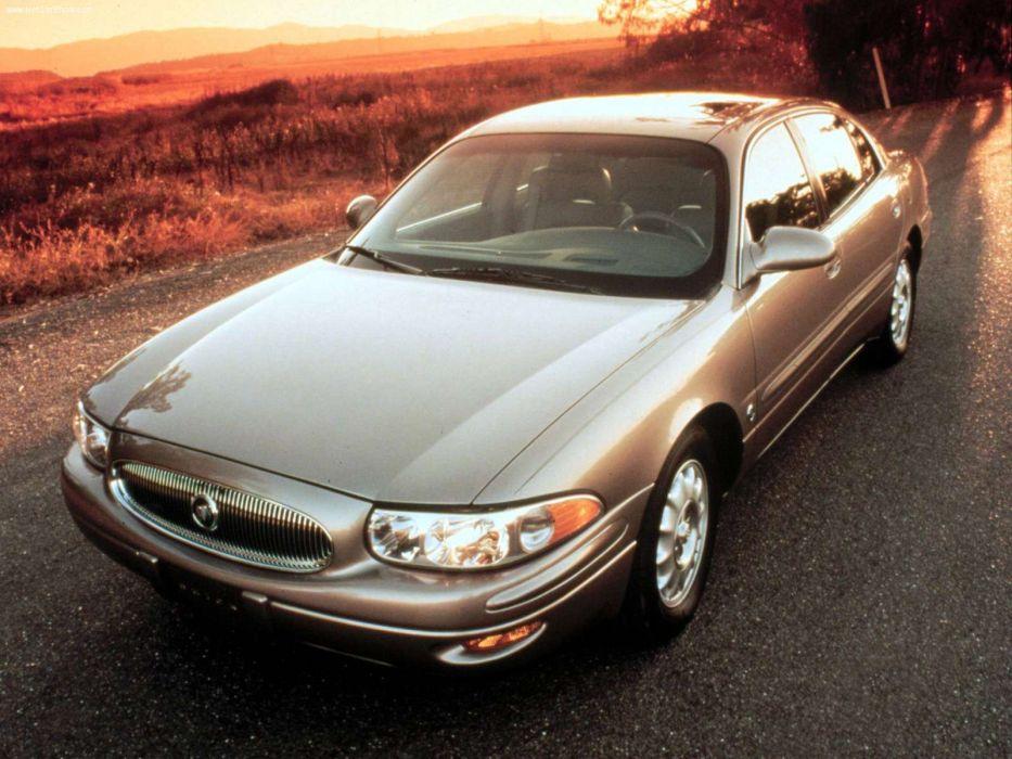 Buick LeSabre Limited 2000 wallpaper