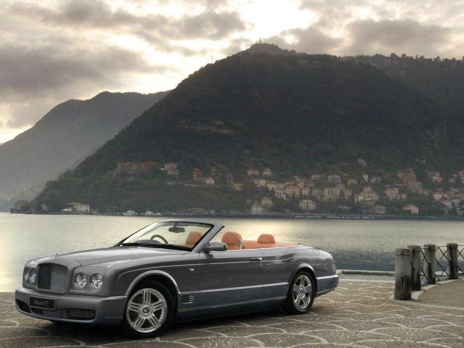 Bentley Azure T 2009 wallpaper