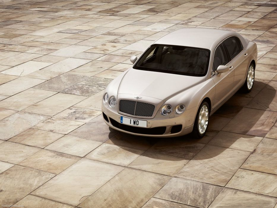 Bentley Continental Flying Spur 2009 wallpaper