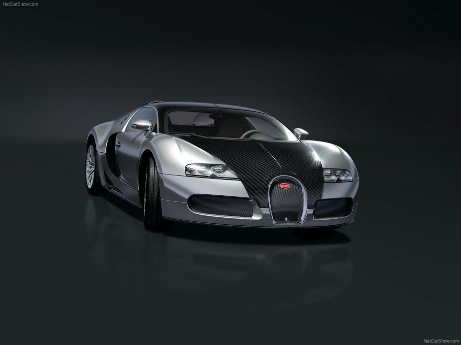 Bugatti Veyron Pur Sang 2007 wallpaper