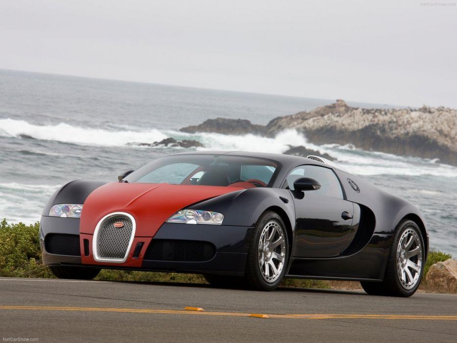Bugatti Veyron Fbg par Hermes 2009 wallpaper