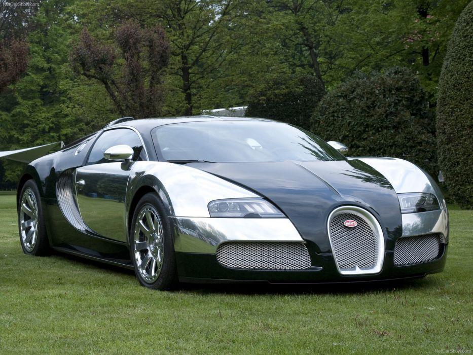 Bugatti Veyron Centenaire 2009 wallpaper