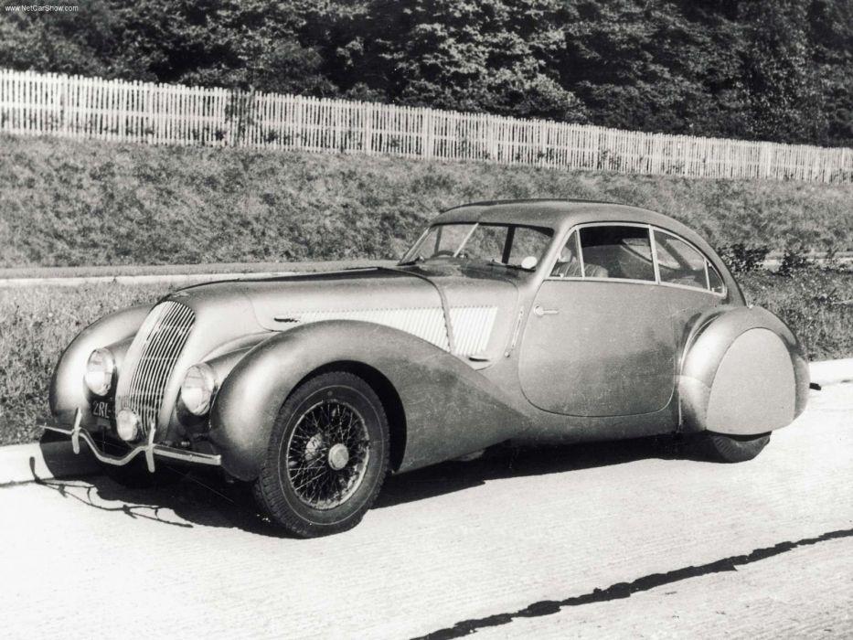 Bentley Embiricos 1937 wallpaper