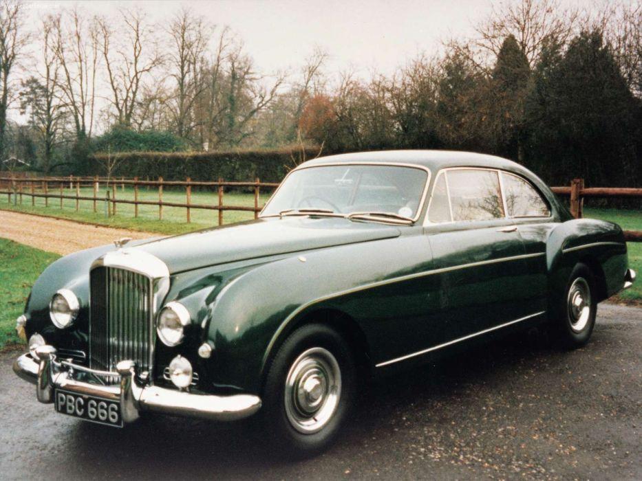 Bentley S1 Continental 1956 wallpaper