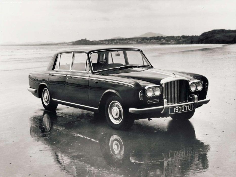 Bentley T1 1966 wallpaper