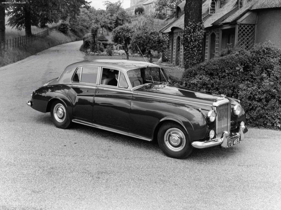 Bentley S1 1955 wallpaper