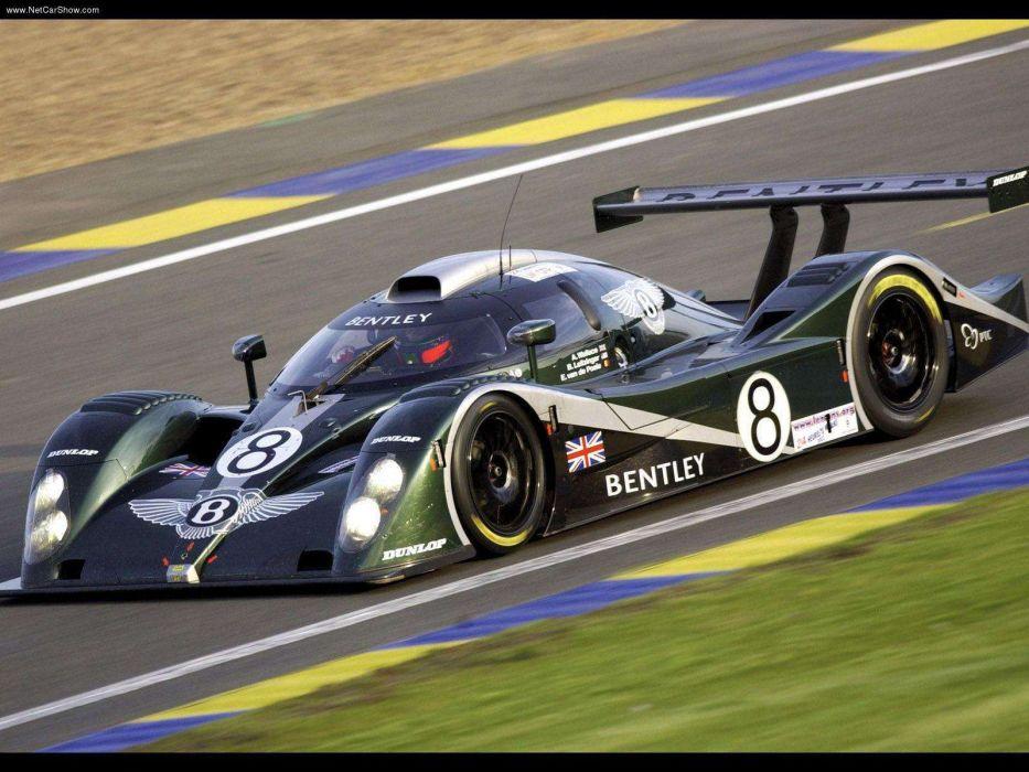 Bentley EXP Speed 8 2002 wallpaper