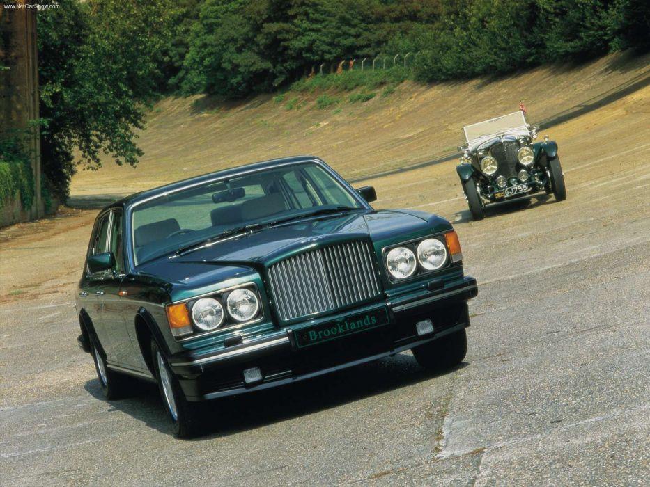 Bentley Brooklands 1992 wallpaper
