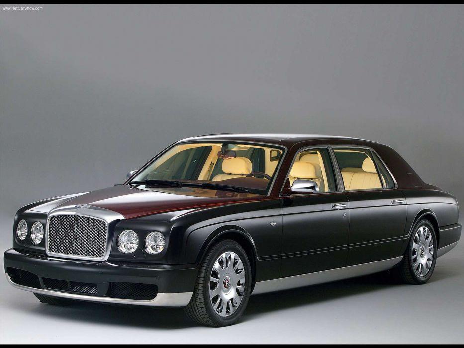 Bentley Arnage Limousine 2005 wallpaper