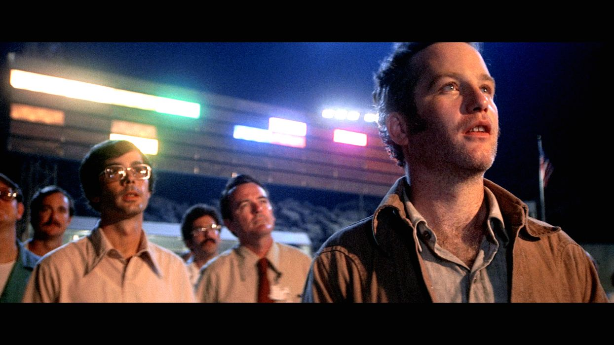 CLOSE ENCOUNTERS OF THE THIRD KIND sci-fi drama thriller    w wallpaper