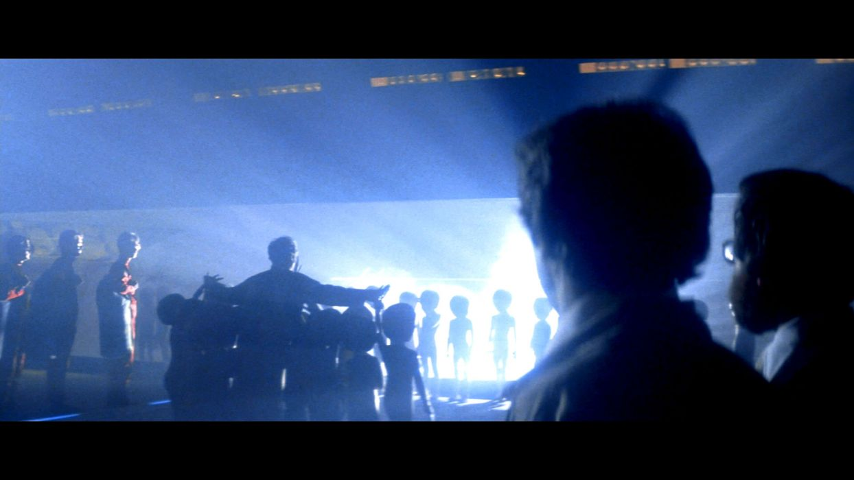 CLOSE ENCOUNTERS OF THE THIRD KIND sci-fi drama thriller   eq wallpaper