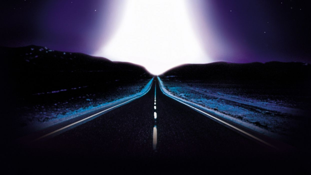 Close Encounters Of The Third Kind Sci Fi Drama Thriller Road Ad