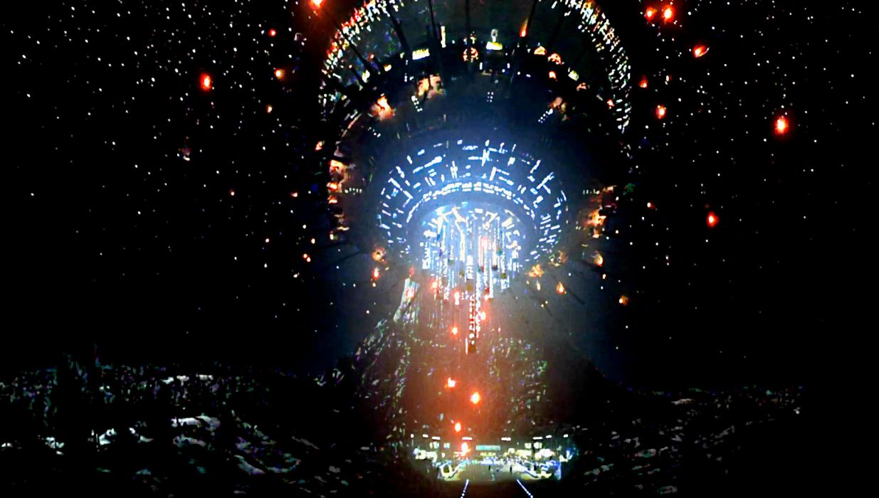 CLOSE ENCOUNTERS OF THE THIRD KIND sci-fi drama thriller spaceship  d wallpaper