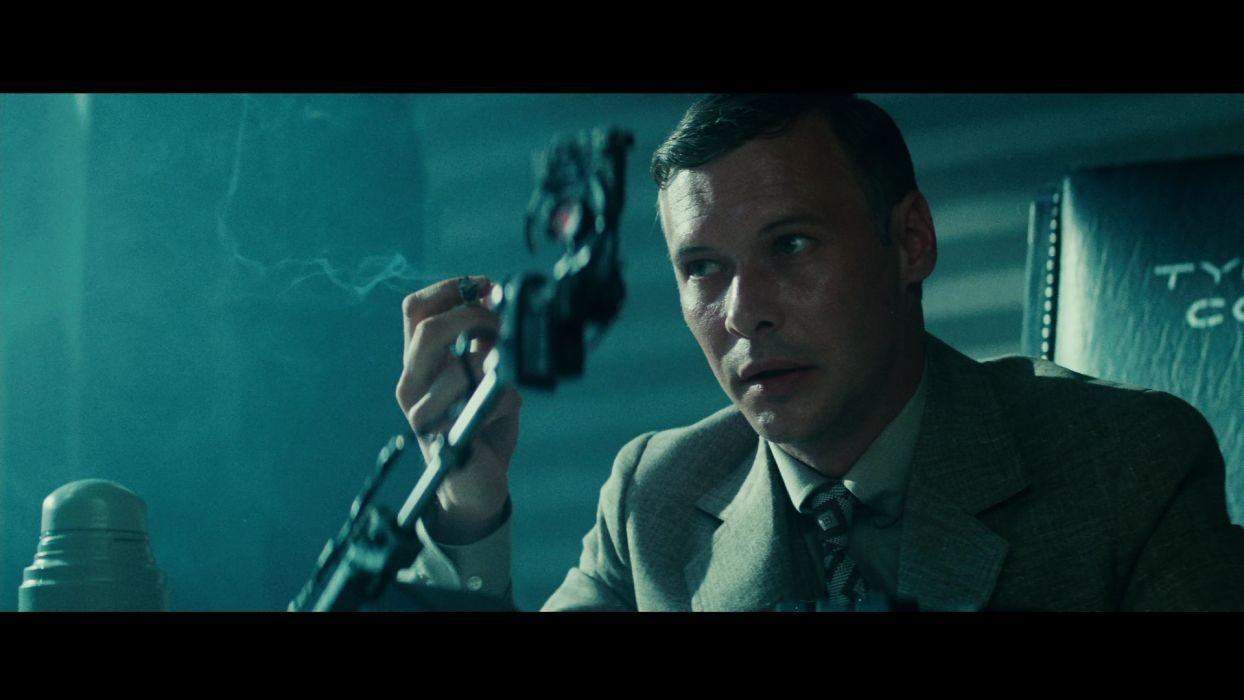 BLADE RUNNER drama sci-Fi thriller action  fa wallpaper