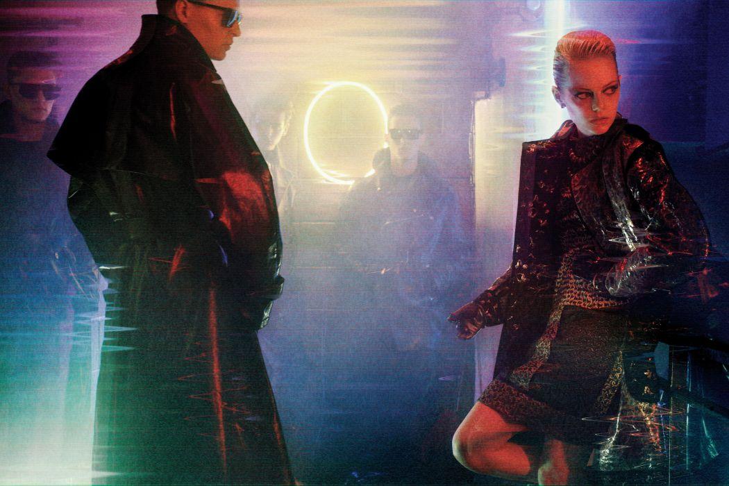 BLADE RUNNER drama sci-Fi thriller action Emma Stone cosplay    g wallpaper