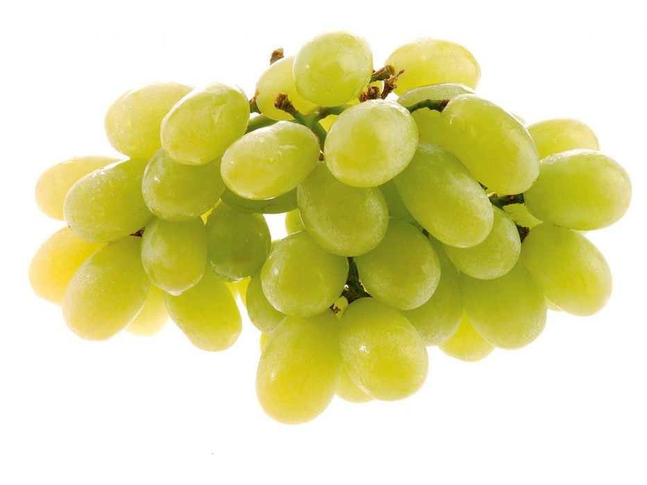 fruits food grapes white background wallpaper