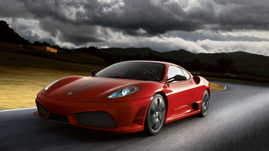 abstract cars Ferrari wallpaper