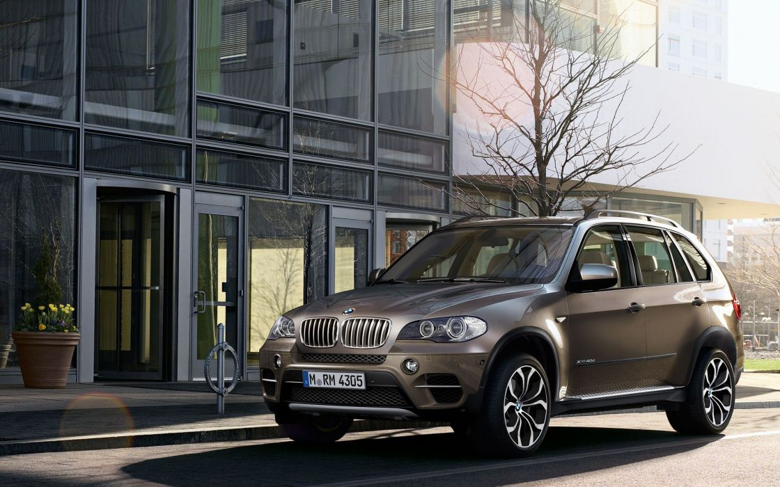 BMW cars vehicles crossovers BMW X5 German cars wallpaper