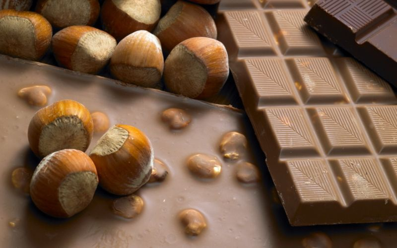 chocolate food sweets (candies) wallpaper