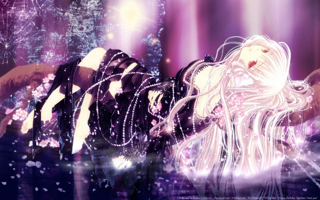 Chobits Chii anime girls wallpaper