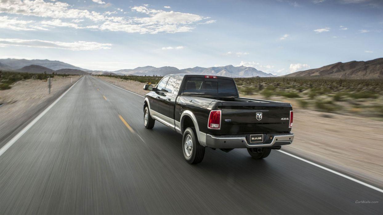 cars Dodge Dodge Ram Heavy pickup wallpaper