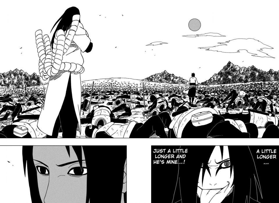 Uchiha Sasuke Naruto: Shippuden monochrome manga Orochimaru Otogakure wallpaper