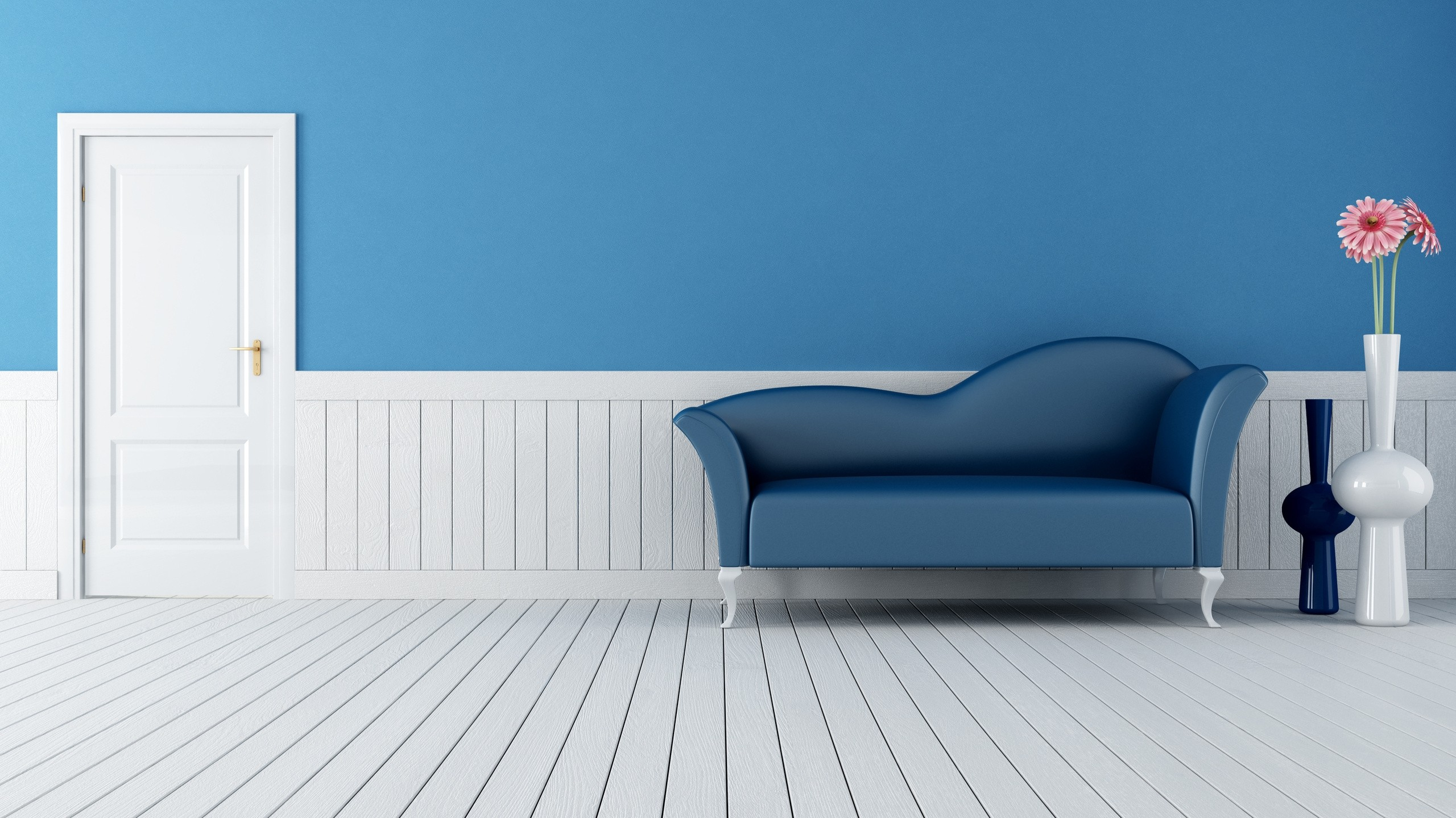 Couch Design Interior Modern Sofa Wallpaper 2560x1440