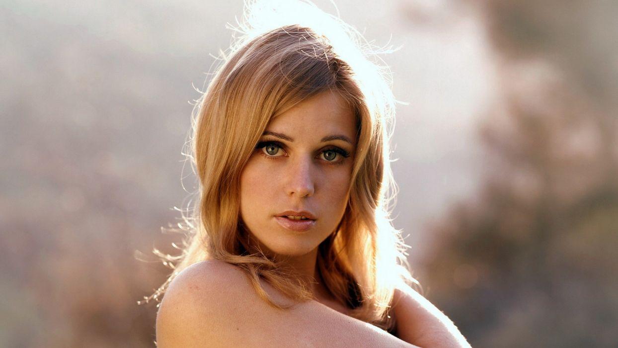 women models Cathy Rowland wallpaper