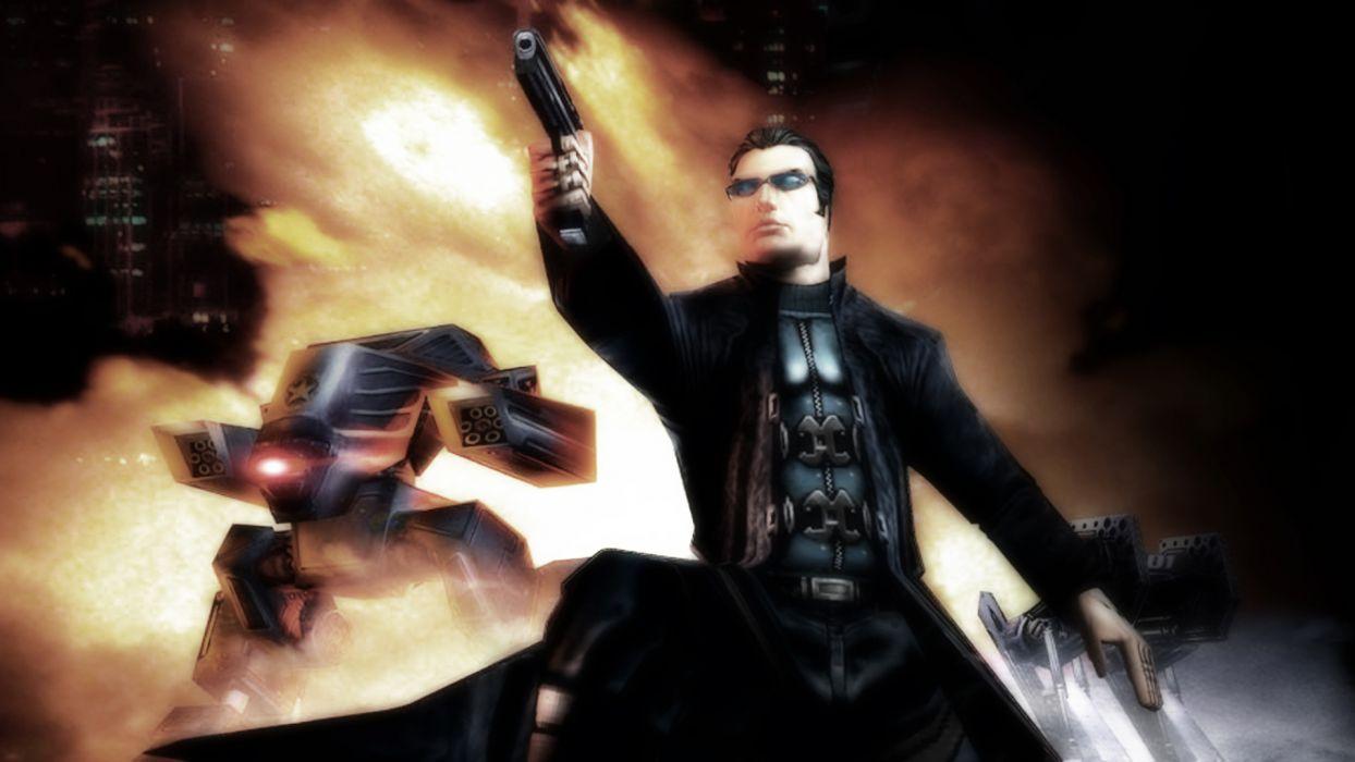 Deus Ex wallpaper