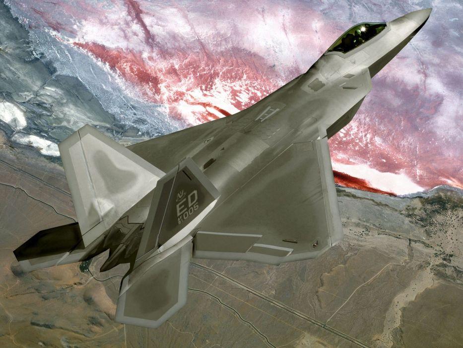 aircraft HDR photography wallpaper
