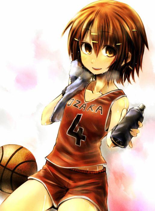 basketball anime anime girls wallpaper