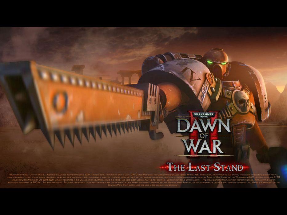 Dawn Of War wallpaper