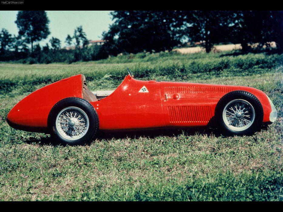 Alfa Romeo Tipo 158 Alfetta 1938 wallpaper