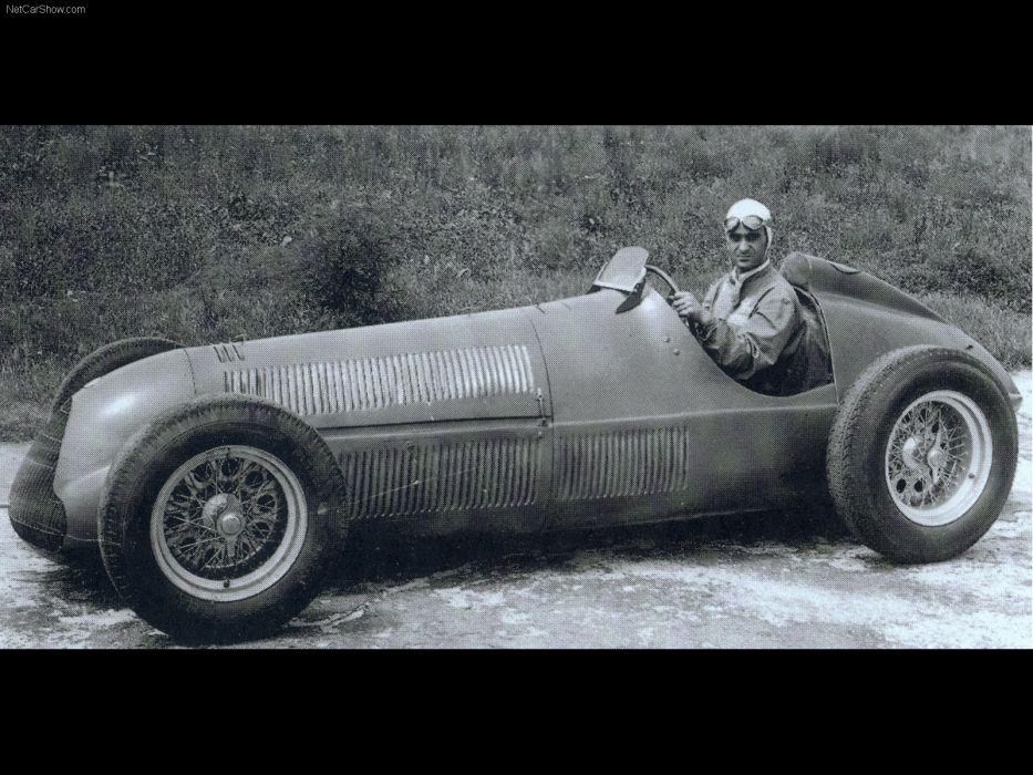 Alfa Romeo 158 1947 wallpaper