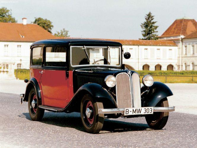 BMW 303 Limousine 1933 wallpaper