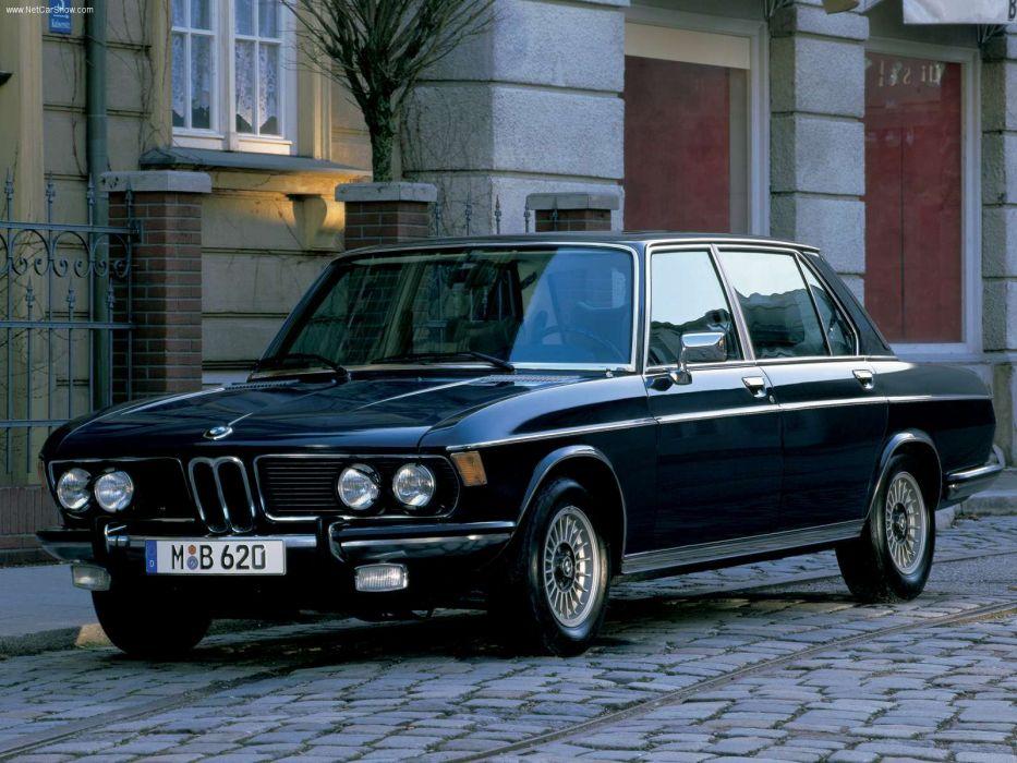 BMW 3_3Li 1975 wallpaper