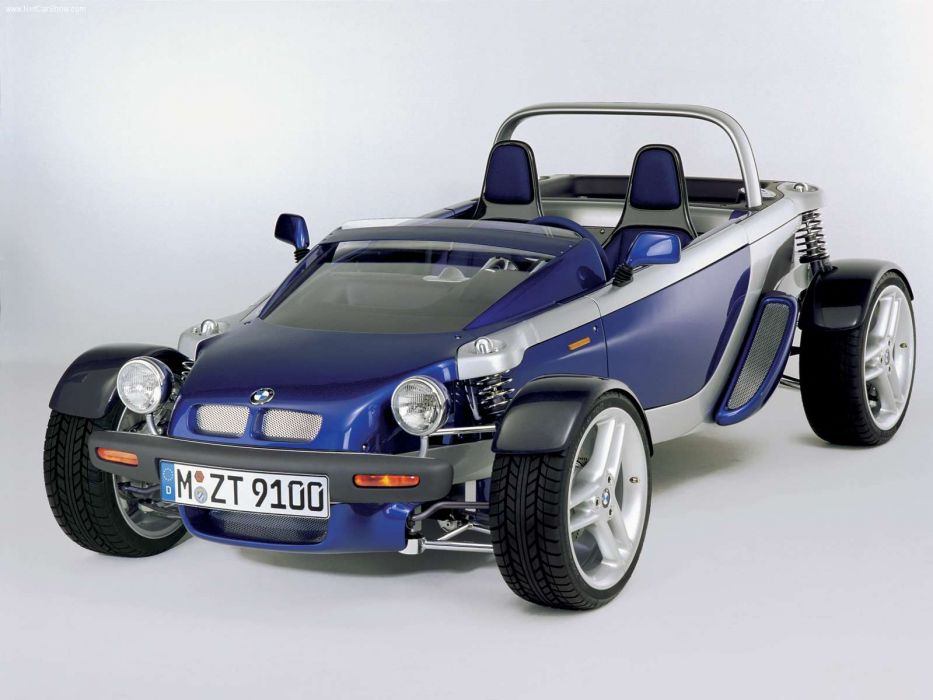 BMW Just 4-2 Concept 1995 wallpaper
