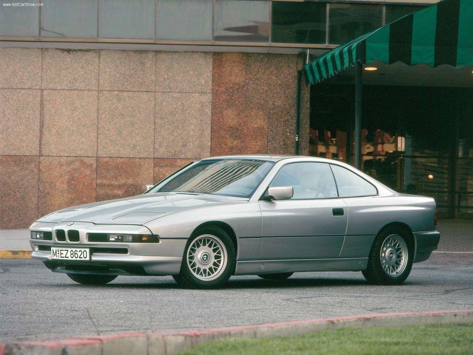 BMW 8 Series 1989 wallpaper