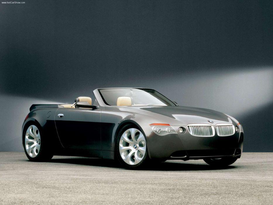 BMW Z9 Convertible Concept 2000 wallpaper